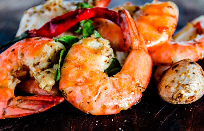 Seafood Restaurants in Pensacola and Pensacola Beach, Florida